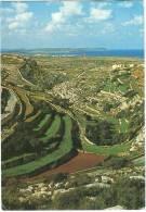 Malta, Madliena Valley, Used Postcard [12810] - Malta