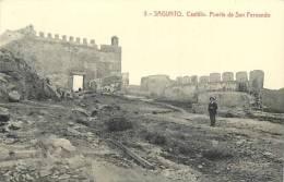 Espagne -ref C928- Sagunto - Carte Bon Etat - - Espagne
