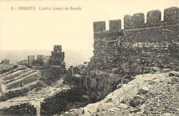 Espagne -ref C924- Sagunto - Carte Bon Etat - - Espagne