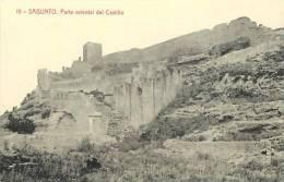Espagne -ref C922- Sagunto - Carte Bon Etat - - Espagne