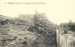 Espagne -ref C921- Sagunto - Carte Bon Etat - - Espagne