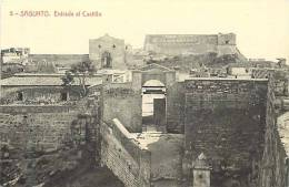 Espagne -ref C919- Sagunto - Carte Bon Etat - - Espagne