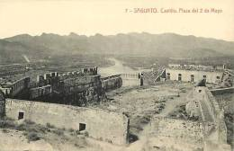 Espagne -ref C918- Sagunto - Carte Bon Etat - - Espagne