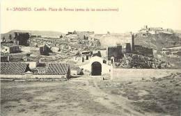 Espagne -ref C917- Sagunto - Carte Bon Etat - - Espagne