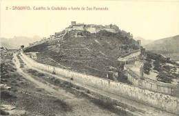 Espagne -ref C916- Sagunto - Carte Bon Etat - - Espagne