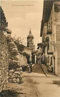 Espagne -ref C887- Biarritz Excursions - Fontarrabie -fuenterrabia   -carte Bon Etat - - Espagne