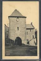 - CPSM 12 - Mur-de-Barrez, La Porte - Autres Communes