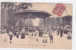 21363 -RENNES 35 France - Kiosque à Musique, Jardin Plantes -AG 55. Concert Enfant Thabor - Musique Et Musiciens