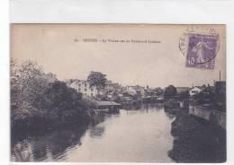 21364 -RENNES 35 France - La VILAINE Vue Du Boulvard LAËNNEC . 68 La Cigogne . Saint Helier - Rennes