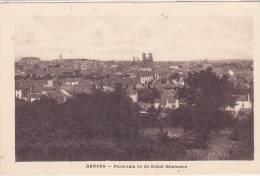 21373- RENNES -panorama Vu Du Grand Séminaire -cliché Fleury éd Luitré -quartier Horizons, Rue Brest - Rennes