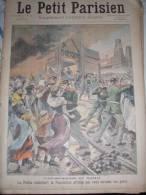 CAYTASTROPHE HAMM MINES/ PONT DE CONCY YERRES MONTGERONFAMILLE SANS LOGIS - Journaux - Quotidiens