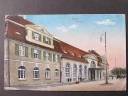 AK SAGAN Zagan 1942 Per Feldpost  //  D*6215 - Schlesien
