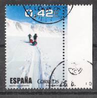Spagna   -   2007.  Traversata Antartica.  Antarctica Crossing. - Filatelia Polare