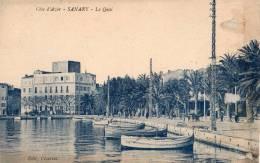 Sanary Le Quai Animée - Sanary-sur-Mer
