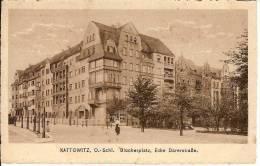 Kattowitz   Blucherplatz Eche  Durerstrabe - Deutschland