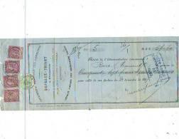 Frameries - 1887 - Imprimerie Dufrane-Friart - Printing & Stationeries