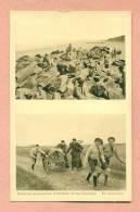 CPSM - 62 - COLONIES DIOCESAINES D'ARRAS -  ( PIHEN / CAMIERS  )  EN EXCURSION   .. SCOUT .. SCOUTISME .. - Autres Communes