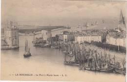 La Rochelle - Le Port à Marée Haute, 1905 - La Rochelle