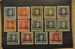 G 274 ++ OOSTENRIJK ++ K & K FELDPOST OSTERREICH ITALIEN 1918 ++ GEBRUIKT - 1850-1918 Empire
