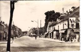 78-cpsm-Viroflay-avenue Du Général Leclerc - Viroflay