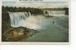 General View Niagara Falls - Chutes Du Niagara