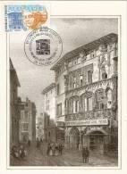 *FRANCIA - CONGR. SOCIETA' FILATELICHE FRANCESI* - Cartolina Maximum - Maximum Cards