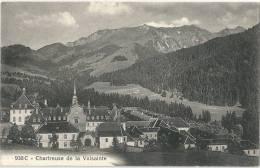 La Valsainte, Chartreuse - Vue Générale - Eglises Et Couvents