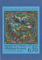 *FRANCIA - EMISSION DE TIMBRES-POSTE  1° SEMESTRE 1994* - Documenti Della Posta