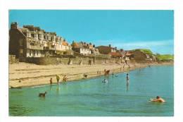 Cp, Ecosse, Lower Largo, The Beach, Voyagée 1972 - Fife