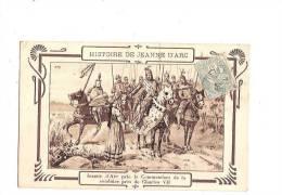 JEANNE D'ARC. - Histoire De J. D'Arc. N°3. - Personnages Historiques