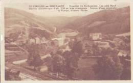 St Cirgues En Montagne   56      Quartier De Barbeneuve, Vue Côté Nord...   . - Autres Communes
