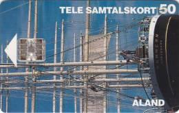 Aland, D-048, Pommern Åland, Ship, Only 6.000, 2 Scans.  Please Read.