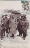 La Grande Guerre 1914.1918. OFFICIER ALLEMAND FAIT PRISONNIER A COMPIEGNE. Circulée En 1915. Soldats - Guerra 1914-18