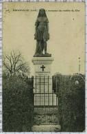 Juranville, Le Monument Des Mobiles Du Cher, Ref1272 - Beaune-la-Rolande