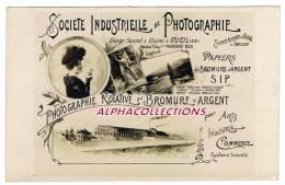 92 - RUEIL : SOCIETE INDUSTRIELLE DE PHOTOGRAPHIE. - Rueil Malmaison