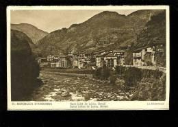 P 2012 11 11 Andorre . La Maravilla N° 31saint Julia De Loria Détail - Andorra