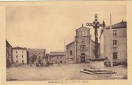 CISTRIERES - Place De L' Eglise - France