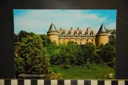 87 -   CHATEAU DE ROCHECHOUART -   EDITIONS FAROU  87 C 16 - Châteaux D'eau & éoliennes