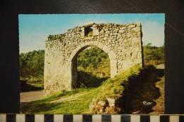87 -  ROCHECHOUART -  VESTIGE ROMAIN   VOYAGEE 1972 - Châteaux D'eau & éoliennes