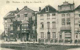"""Wenduine / Wenduyne - La Villa Du """" Grand Air """"  -  1926 ( Voir Verso ) - Wenduine"""