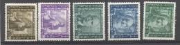 ITALIA REGNO 1938 IMPERO P AEREA NUOVI MH* - BE - Nuevos
