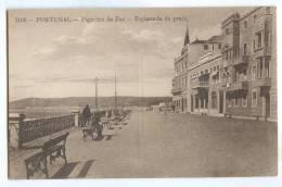 B3395 * PORTUGAL. FIGUEIRA DA FOZ. Postal Fotográfico / Real Photo Postcard. - Coimbra