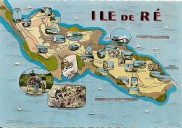 Cpm Ile De Ré - Ile De Ré