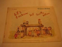 Théodore Botrel : Les Chansons Des Petits Bretons (bretagne) (album 3) - Livres, BD, Revues