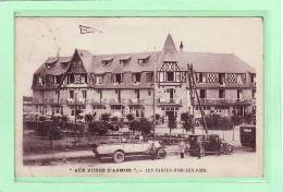 LES SABLES D'OR LES PINS (22) / COMMERCES / HOTELS-RESTAURANT-BAR / AUX DUNES D'ARMOR / Animation Automobile - France