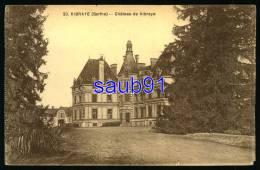 Vibraye - Château De Vibraye -  Réf : 27575 - Vibraye
