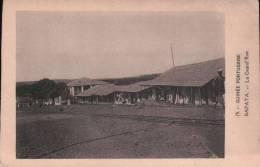 GUINEE PORTUGAISE/ BAFATA/ LA GRAND´RUE / Référence 2297 - Guinée Equatoriale