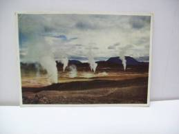 "Fascinating Volcanic Area In The Northeast Of Iceland ""Namaskard""(Islanda) - Islanda"