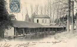 10 -ROMILLY- Le Lavoir-animée-Laveuses-Do S Non Divisé - Romilly-sur-Seine