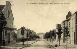 10 -ROMILLY-  EDEN-Cinéma Et Rue Gambetta - Romilly-sur-Seine